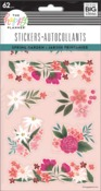 Spring Florals 5 Sheet Sticker Pad - The Happy Planner