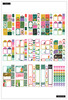 Jungle Vibes 30 Sheet Sticker Pad - The Happy Planner