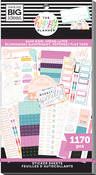 Save Now Spend Later 30 Sheet Sticker Pad - The Happy Planner