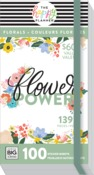 Flower Power 100 Sheet Sticker Pad - The Happy Planner