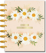 Pressed Florals Classic Guided Journal - The Happy Planner