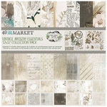 Vintage Artistry Essentials 12×12 Collection Pack - 49 And Market