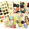 Prima Embellishment Bundle Of 10
