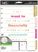 Plan A Happy Life Extension Classic - The Happy Planner - PRE ORDER