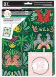 Jungle Vibes Classic Planner Companion - The Happy Planner