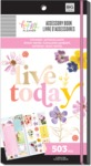 Pressed Florals Accessory - The Happy Planner - PRE ORDER
