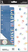 Painterly Pastels Classic Dashboard - The Happy Planner - PRE ORDER