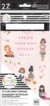 Happy Sticker Sheet Storage - The Happy Planner