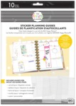 Big Clear Sticker Planning Guide - The Happy Planner