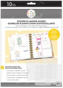 Big Clear Sticker Planning Guide - The Happy Planner - PRE ORDER
