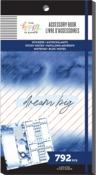 Indigo Accessory Book - The Happy Planner - PRE ORDER