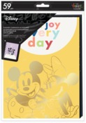 Disney © Colorblock Mickey Minnie Classic Planner Companion - The Happy Planner