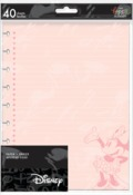 Disney © Colorblock Mickey Minnie Classic Fill Paper - The Happy Planner