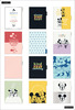 Disney © Colorblock Mickey Minnie Big 12 Month Planner - The Happy Planner
