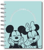 Disney © Colorblock Mickey Minnie Big 12 Month Planner - The Happy Planner - PRE ORDER