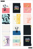 Disney © Colorblock Minnie Classic 12 Month Planner - The Happy Planner