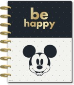 Disney © Colorblock Mickey Classic 12 Month Planner - The Happy Planner - PRE ORDER