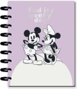Disney © Colorblock Mickey Minnie Classic 12 Month Planner - The Happy Planner - PRE ORDER