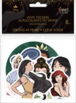 Disney © Strong at Heart Diecut Sticker Pack - The Happy Planner