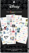 Disney © Colorblock Mickey Minnie 30 Sheet Sticker Pad - The Happy Planner - PRE ORDER