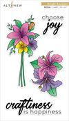 Bright Bouquet Decal Set - Mini - Altenew