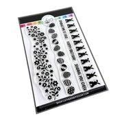 Spring Borders Stamp Set - Catherine Pooler