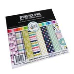 Spring Pick n Mix Patterned Paper - Catherine Pooler