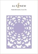 Radial Butterflies Cover Die - Altenew