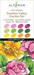 Sunshine Valley Garden Artist Markers Set F - Altenew