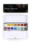 Metallic Watercolor 14 Pan Set - Altenew