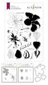 You Are Beautiful Stamp & Die & Coloring Stencil Bundle - Altenew