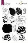 Cartoon Rose Stamp Set - Altenew