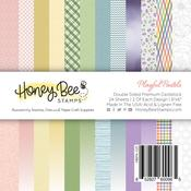 Playful Pastels 6x6 Paper Pad - Honey Bee Stamps
