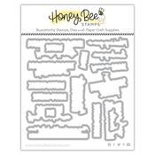 Hoppy Easter Honey Cuts - Honey Bee Stamps