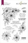 Floral Dahlia Stamp Set - Altenew