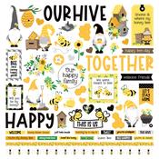 Sweet As Honey Element Sticker - Photoplay