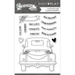 Love & Cherish Stamp Set - Photoplay