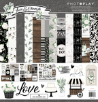 Love & Cherish 12x12 Collection Pack - Photoplay