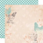Humble & Kind Paper - Simple Vintage Farmhouse Garden - Simple Stories - PRE ORDER
