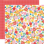 Sunny Days Paper - Sunkissed - Simple Stories - PRE ORDER