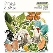 Simple Vintage Farmhouse Garden Garden Bits - Simple Stories