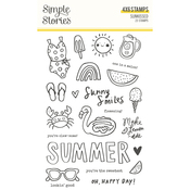 Sunkissed Stamps - Simple Stories