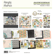Simple Vintage Farmhouse Garden Collector's Essential Kit - Simple Stories