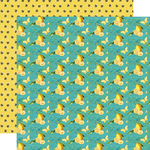 Bee Happy Paper - Simple Vintage Lemon Twist - Simple Stories - PRE ORDER