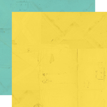 Sunshine-Ocean Paper - Simple Vintage Lemon Twist - Simple Stories