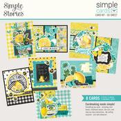 Simple Cards Card Kit - So Sweet - Simple Stories - PRE ORDER