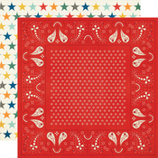 Happy Trails Paper - Howdy! - Simple Stories - PRE ORDER