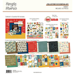 Howdy! Collector's Essential Kit - Simple Stories - PRE ORDER