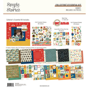 Howdy! Collector's Essential Kit - Simple Stories