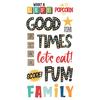 Family Fun Foam Stickers - Simple Stories